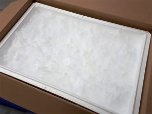 20kg of Dry Ice Pellets in a box